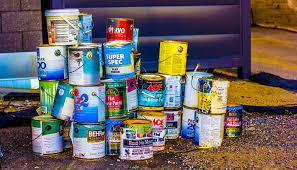 reciclagem de tintas e solventes