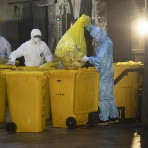 Transportadora de resíduos